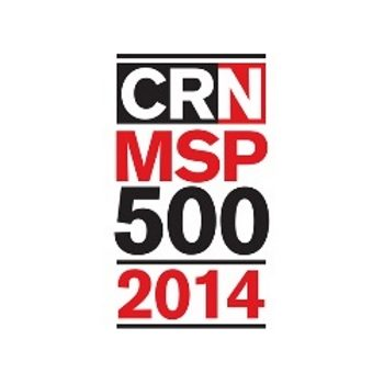 CRN's 2014 Managed Service Provider 500