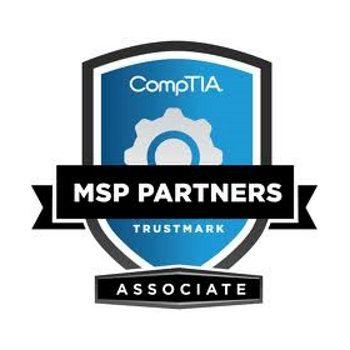 CompTIA's MSP Partners Trustmark
