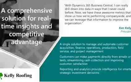 Dynamics 365 Business Central Webinar