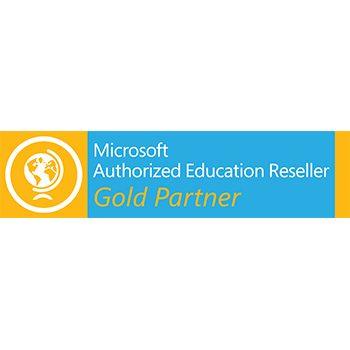 Microsoft Gold Authorised Education Reseller