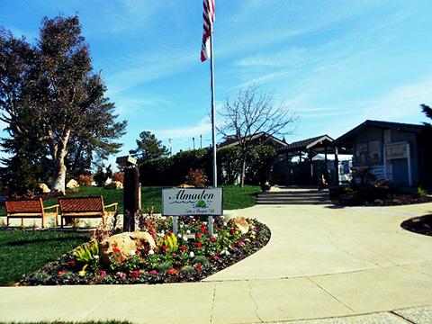 Almaden Swim & Racquet Club, San Jose