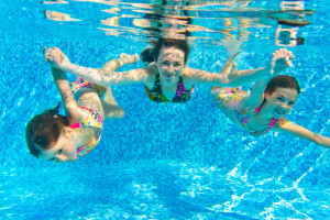 Club Socials & Pool Parties - Almaden Swim & Racquet Club, San Jose