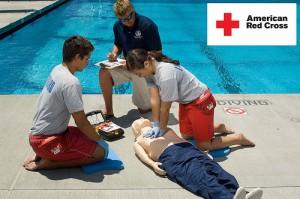 Red Cross Lifeguard Training, San Jose