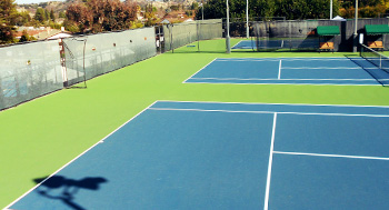 Tennis Classes - Almaden Swim & Racquet Club, San Jose