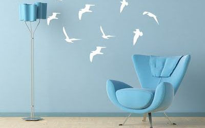 Vinyl Wall Decals…Who Knew?