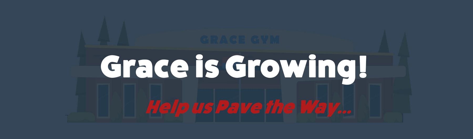 Grace is Growing