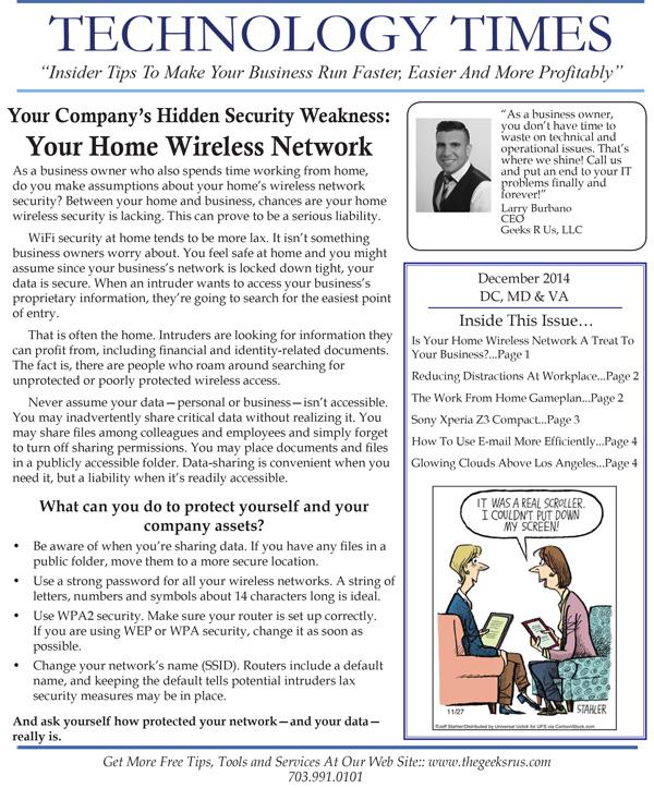December-2014-Newsletters-1