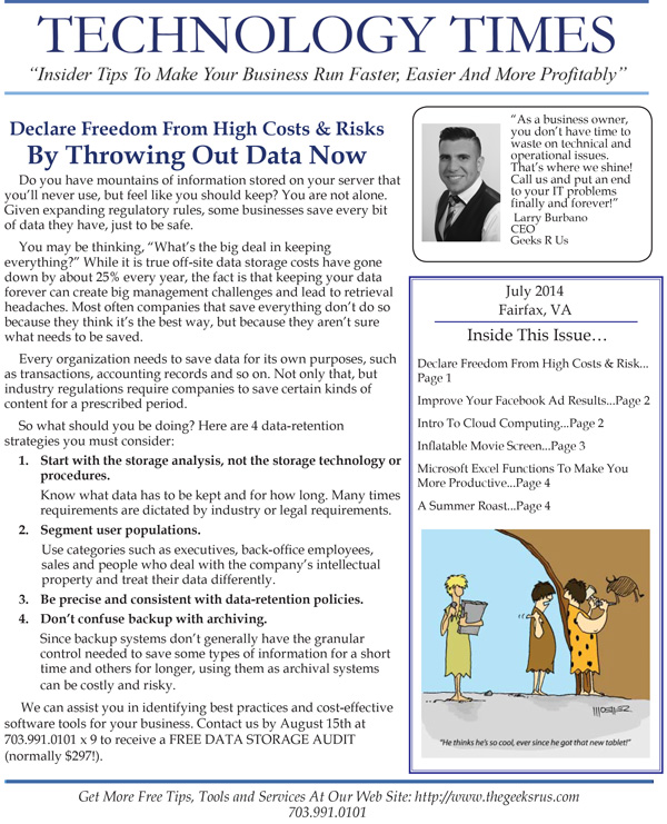 Geeks-R-Us-Technology-Times-Newsletter_July-2014-1
