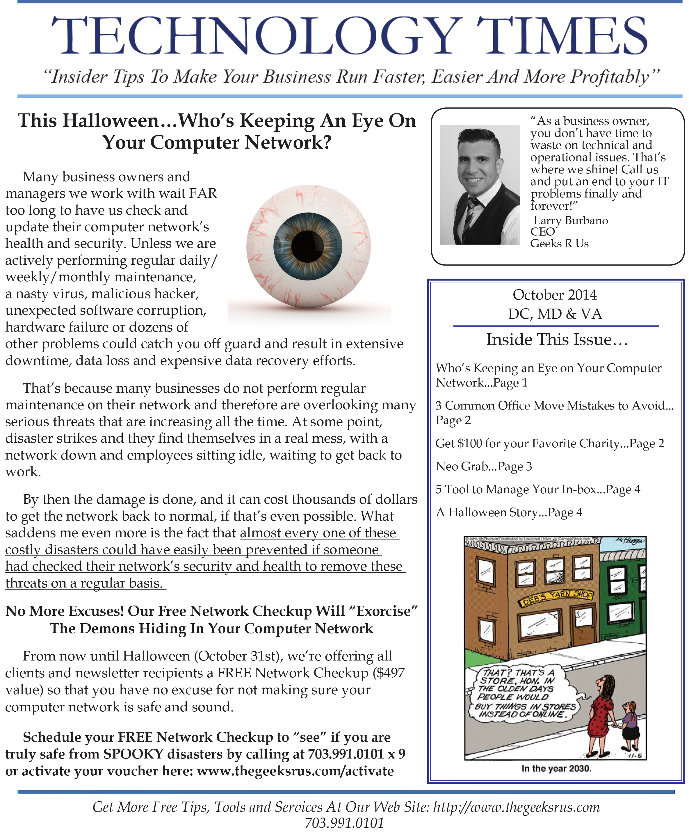 October-2014-Newsletters-1