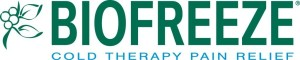 Biofreeze - topical cold therapy pain relief