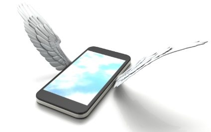 Shiny New Gadget Of The Month: What If Your Smartphone Had Wings