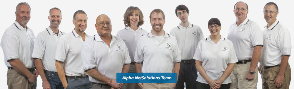 Alpha NetSolutions Team