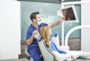 Dentist surgery