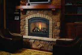 Gas Fireplaces – Indoor