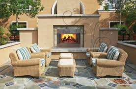 Wood Fireplaces - Outdoor
