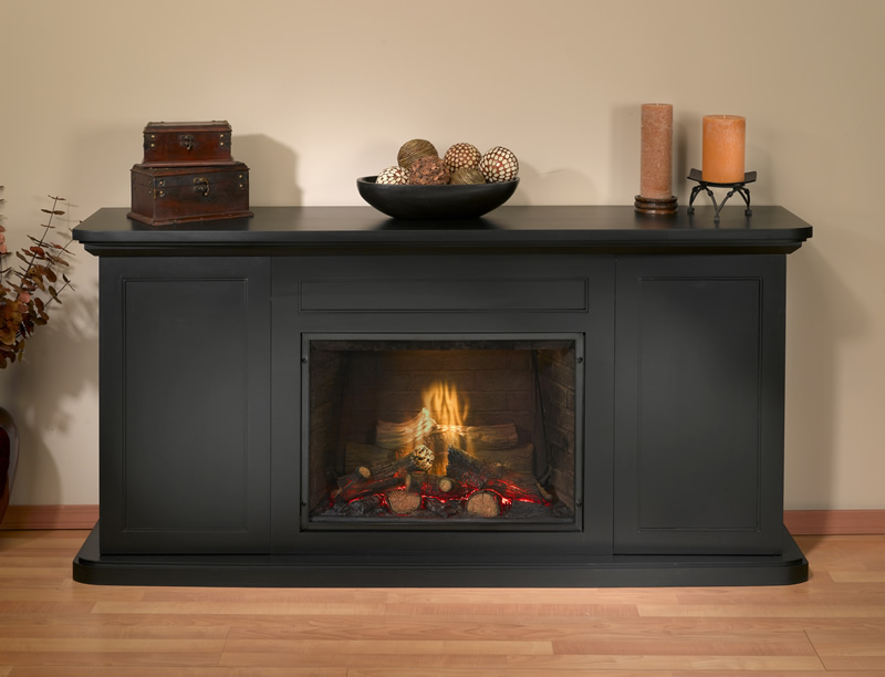 Electric Fireplaces - Indoor