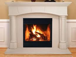 Wood Fireplaces - Indoor