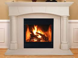 Wood Fireplaces - Indoor