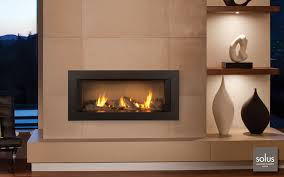 Gas Fireplaces – Indoor