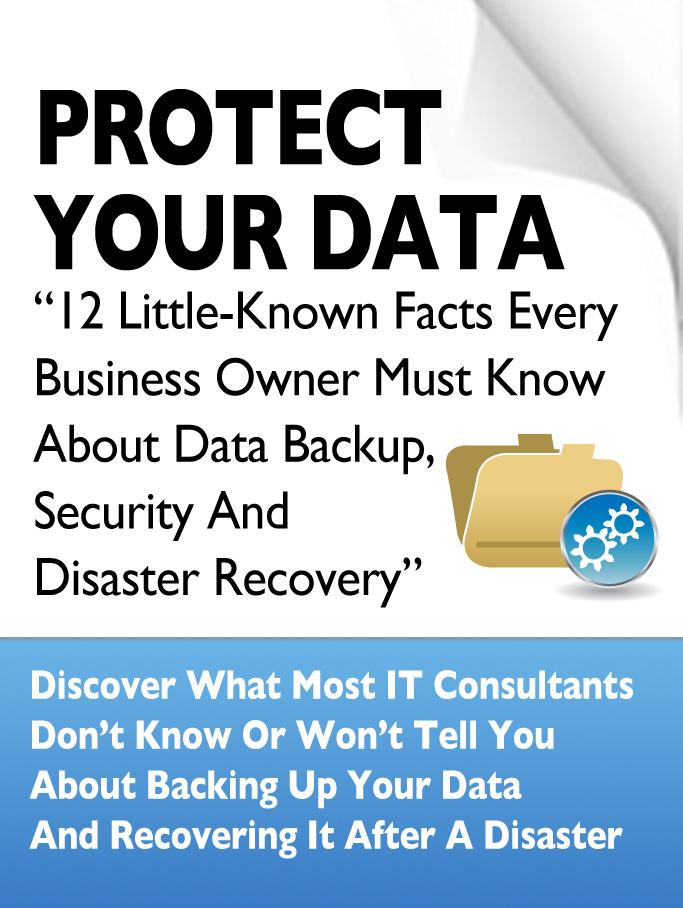 Data-Backup-Free-Report