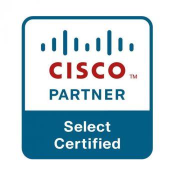 CISCO Partner Select Certified