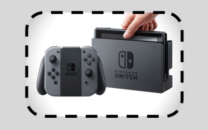 Shiny New Gadget Of The Month: Handheld?  Console? No, It's…Switch!