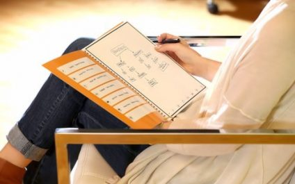 Shiny New Gadget Of The Month: Rocketbook: A Super-Convenient Way To Store And Organize Handwritten Notes