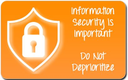 Businesses Are Deprioritizing the Importance of Information Security