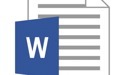 Creating a fillable form in Microsoft Word