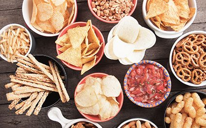 Avoiding the pitfalls of summer vacation snacking…