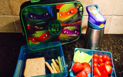 When You Have a Foodie for a Toddler…