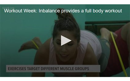 inBalance on KENS 5 Workout Week!