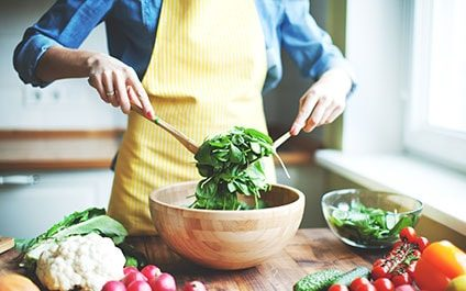 Benefits of Clean Eating as you age