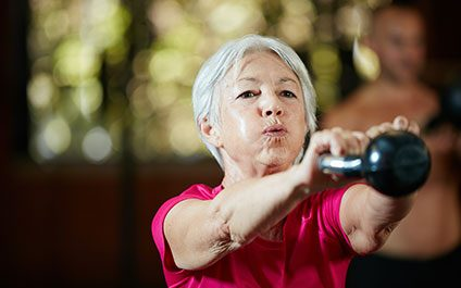 How to Build and Maintain Muscle as You Age