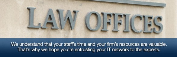 IT Support for Law Firms - New York, Manhattan, Yonkers