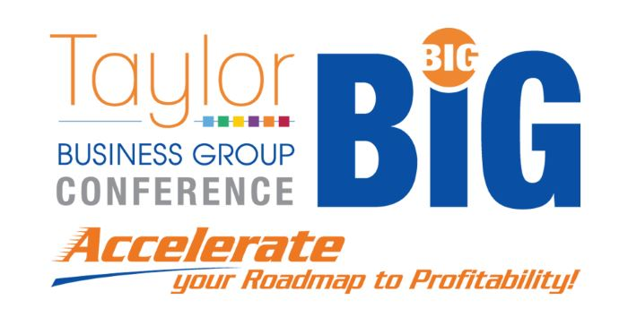 Taylor Business Group Conference