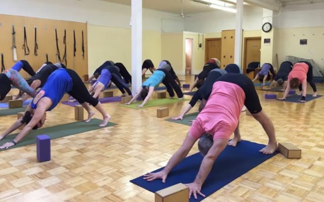 Yoga Class Seattle