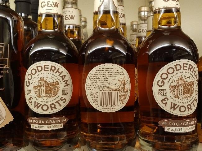 Gooderham-bottle