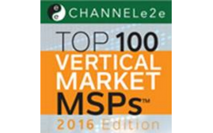 PICS ITech Named to ChannelE2E Top 100 Vertical Market MSPs