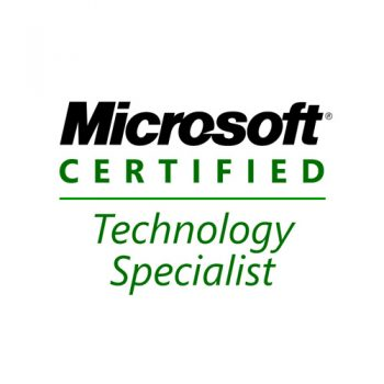 Microsoft Certified Technology Specialist (MCTS)