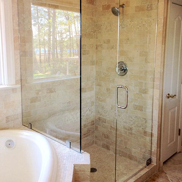 Shower Enclosures - Virginia Beach, Norfolk, Chesapeake | All-Star ...
